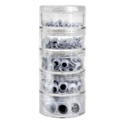 Joggle Eyes Stackable (Pack of 550)