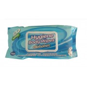 Alphabet Unscented Wipes 100s